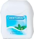 Любимая аптека - Купить в аптеке Зубная нить DENTOROL 65м ...